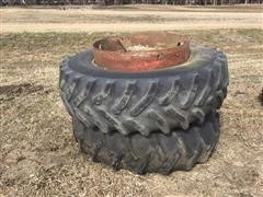 Goodyear 18.4R38 Clamp-On Duals