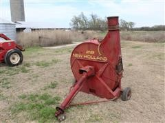 New Holland 28 Stationary Silage Blower