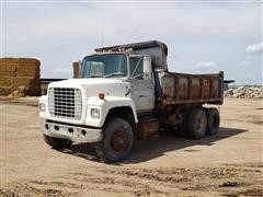 1981 Ford T/A Dump Truck