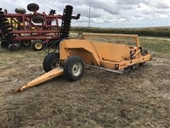 Rowse 500 Dirt Scraper