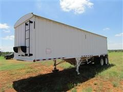 2011 Construction Trailer Specialists T/A Grain Trailer