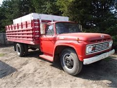 1963 Ford F-600 Grain Truck