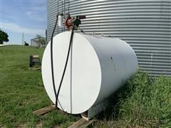 1000 Gal Fuel Tank