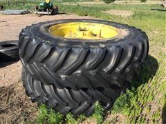 Goodyear 20.8R38 Tires & Rims