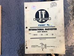 International Harvester IT Shop Service Manual
