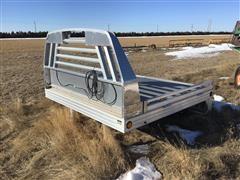 Hillsboro Short Box Aluminum Flatbed