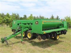 John Deere 455 30' - 3 Section Fold Forward Grain Drill