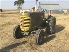 1948 Oliver 88 Standard 2WD Tractor (INOPERABLE)