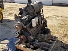 Hercules Tractor Engine