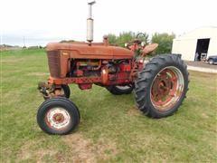 1950 McCormick Farmall M 2WD Tractor