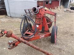 Calumet Model 3 Hog Manure Pump