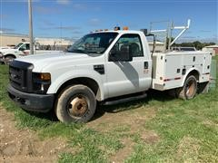2009 Ford F350 XL Super Duty Service Pickup