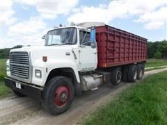 1979 Ford L9000 Tri/A Grain Truck