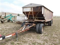 1982 Doonan Grain Pup Trailer