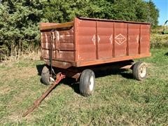 Dohrman Barge Box Grain Wagon