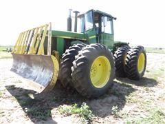 1984 John Deere 8650 Tractor