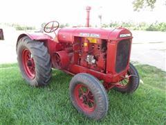 1936 McCormick Deering W-30 Tractor