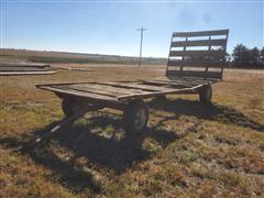 Electric Wheel 5026 Hay Trailer