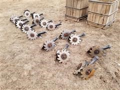 Yetter Furrow Opener/Trash Whippers