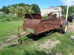 Antique John Deere H Series 47 Manure Spreader