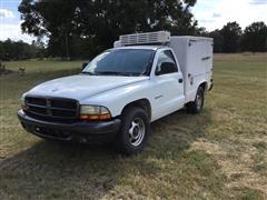 2002 Dodge Dakota Pickup