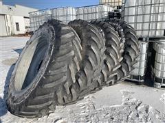 Goodyear /Titan Dyna Torque Radial 480/80R42 Tires