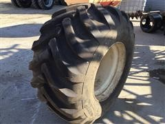 Meyers Spreader 600/50 R22.5 Spare Tire