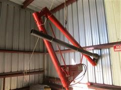 Westfield End Gate Folding Drill Fill Auger