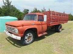 1964 Ford F-600 Grain Truck