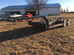 1997 Jantz TrailTech CT220 T/A Combine Trailer