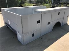 2016 Omaha Standard-Palfinger 132D54VT Utility Truck Body