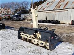 Buhler Allied YC8420-4 7' Wide 2-Stage Snowblower