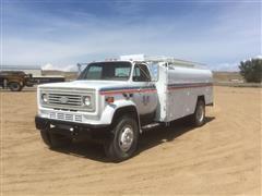 1980 Chevrolet C60 Fuel Truck