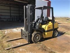 2000 Yale 7000 Lb Forklift