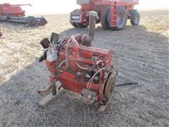 International DT436 CID Diesel Engine