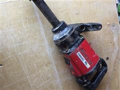 """Snap-On IM1800 1"""" Pneumatic Impact Wrench"""