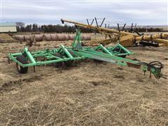 Deutz-Allis V1400 Field Cultivator & Harrow