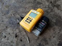 John Deere & Case International Grain Moisture Testers