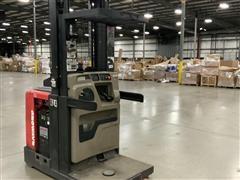 2008 Raymond 520-OPC30TT Order Picker Forklift