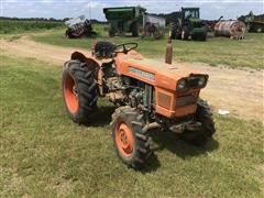 Kubota L245DT MFWD Tractor