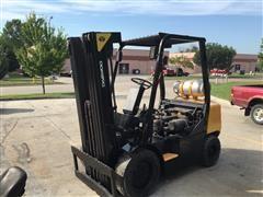 Daewoo G30E-3 Forklift