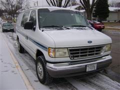1995 Ford Econoline E-250 Cargo Van