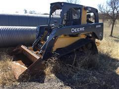 John Deere 333D Track Loader
