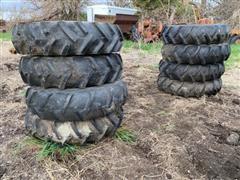 T-L Pivot Tires And Rims
