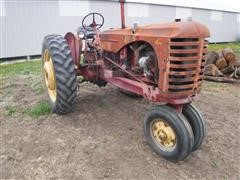 1955 Massey Harris 44 Special 2WD Tractor