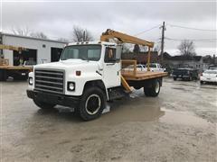 1980 International 1724 Boom Truck