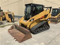 2013 Caterpillar 257B Series 3 Compact Track Loader