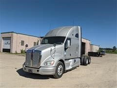 2012 Kenworth T700 T/A Truck Tractor