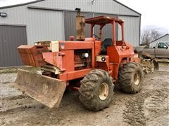 DitchWitch R100 4x4 Trencher