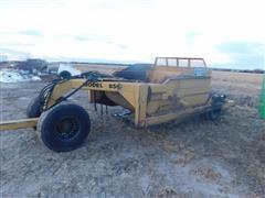 Garfield 850 Pull Type Scraper